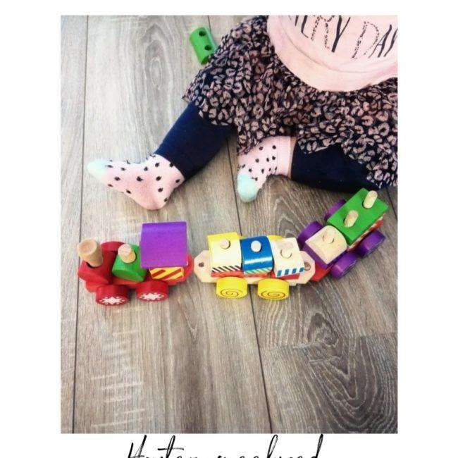 Speelgoed van hout