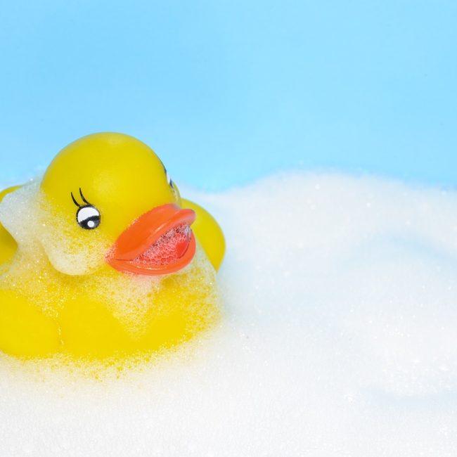 badderen met je kindje baddertijd badeend