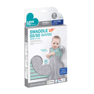 Love to Dream- Swaddle Up Transition Bag Mint warm