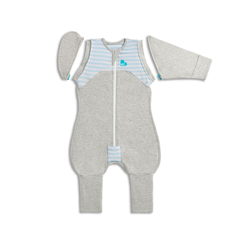 <span>SWADDLE UP™ Transition Suit stage 2 1.0 TOG blauw</span><br>