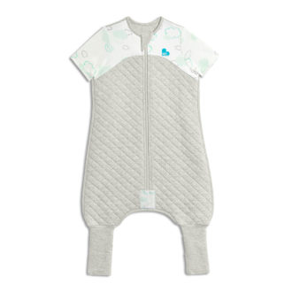 Love to Dream - Swaddle UP Sleep Suit 1.0 white