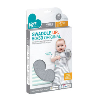 Love to Dream- Swaddle UP Transition Bag Mint