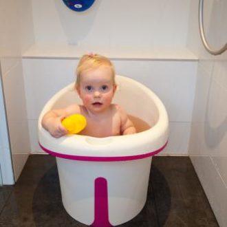 A3 Baby & kids- kinderbadje roze