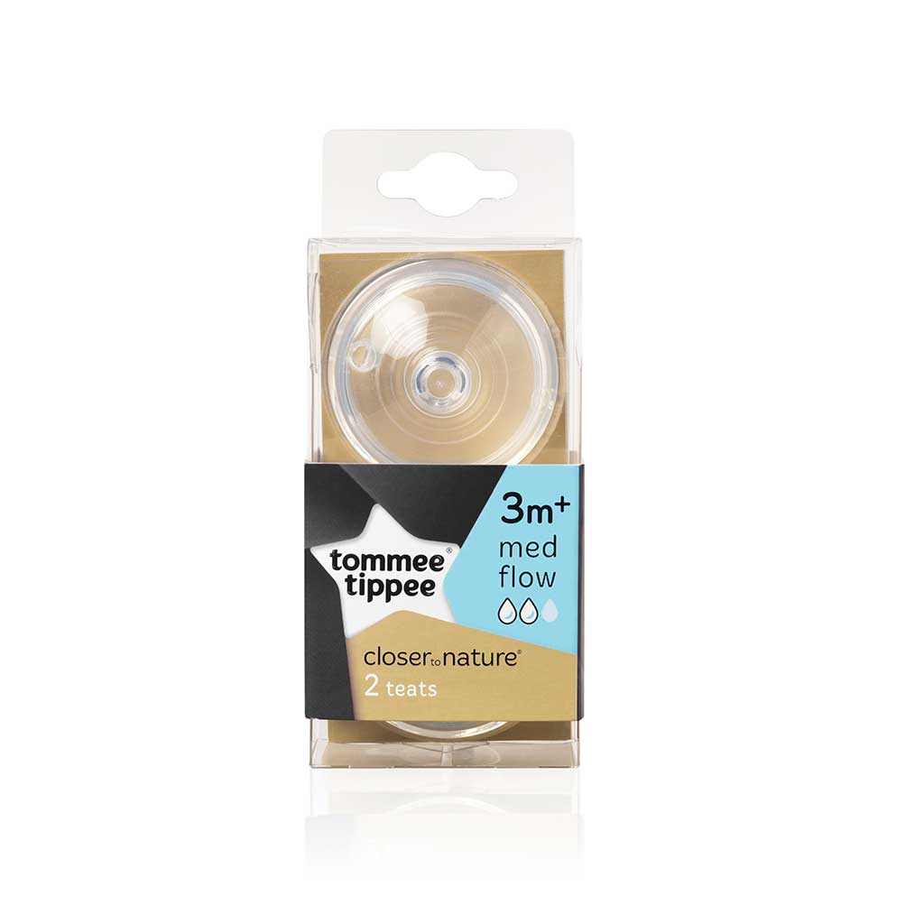 Tommee Tippee - Closer to Nature speen - 3 mnd+