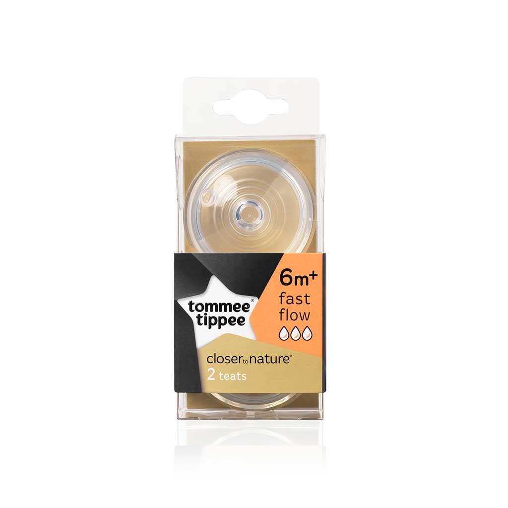 Tommee Tippee - Closer to Nature speen - 6 mnd+