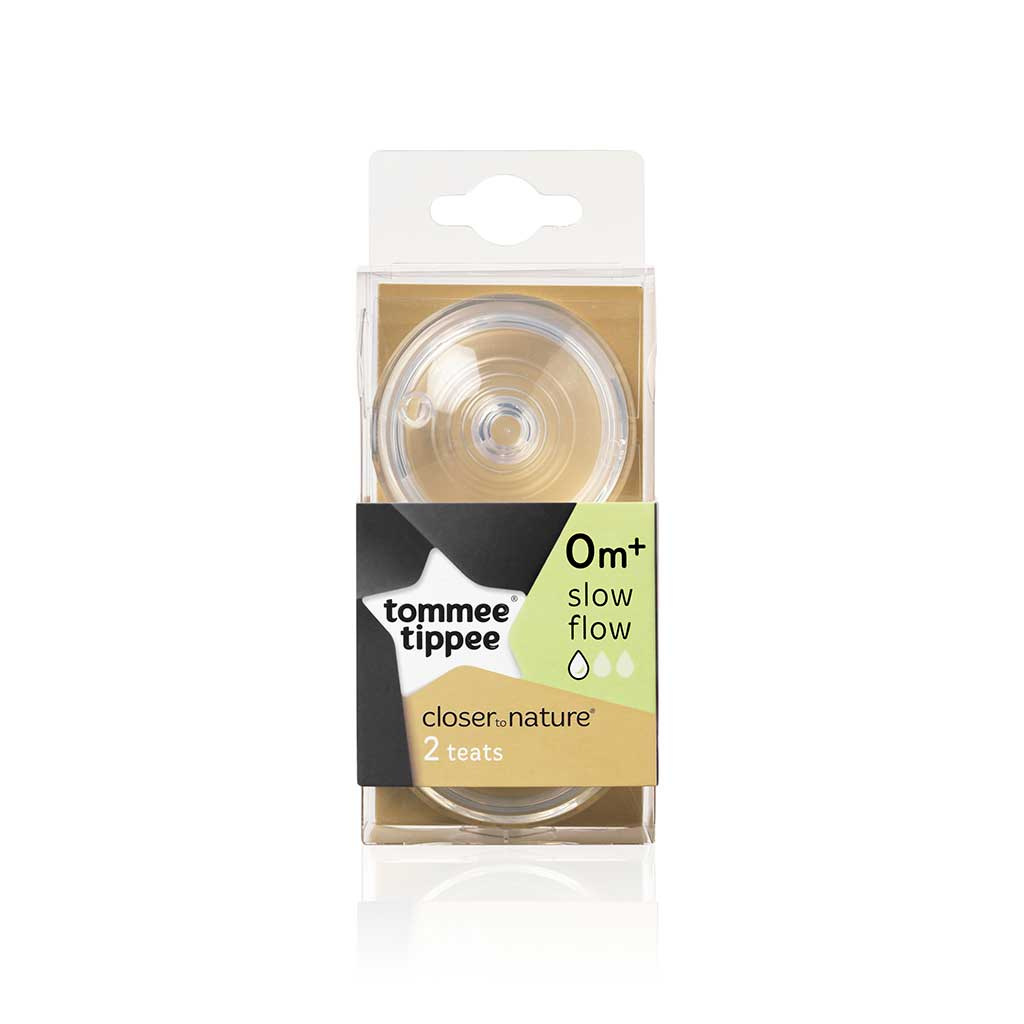 Tommee Tippee - Closer to Nature speen - 0 mnd+