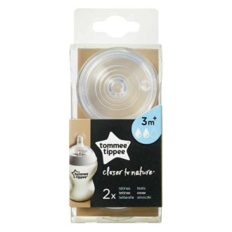 Tommee Tippee - Closer to Nature speen 3 mnd+