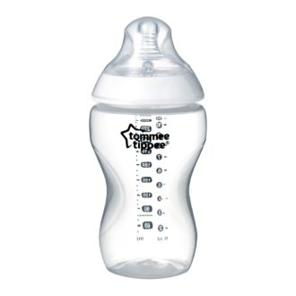 Tommee Tippee Closer to Nature fles 340 ml Bpa vrij