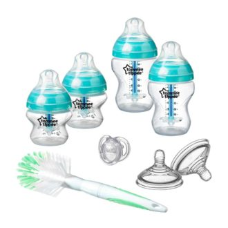 Tommee Tippee Closeer to Nature Starterset Zuigflessen Newborn Anti Colic