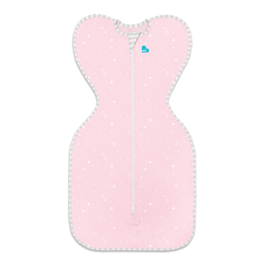 Love To Dream™ Swaddle UP™ LITE 0.2 TOG pink