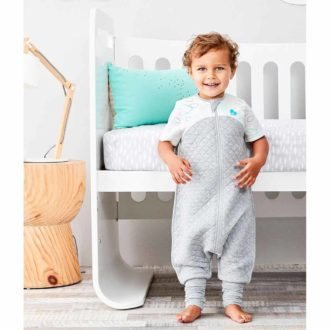 Stage 3 Love To Dream™  Sleepsuit 1.0 TOG wit