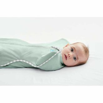 Love To Dream™ Swaddle Up™ LITE 0.2 TOG Olijf groen