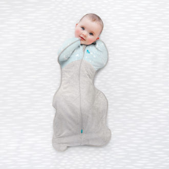 Love To Dream™ Swaddle Up™ WARM 2.5 TOG blue