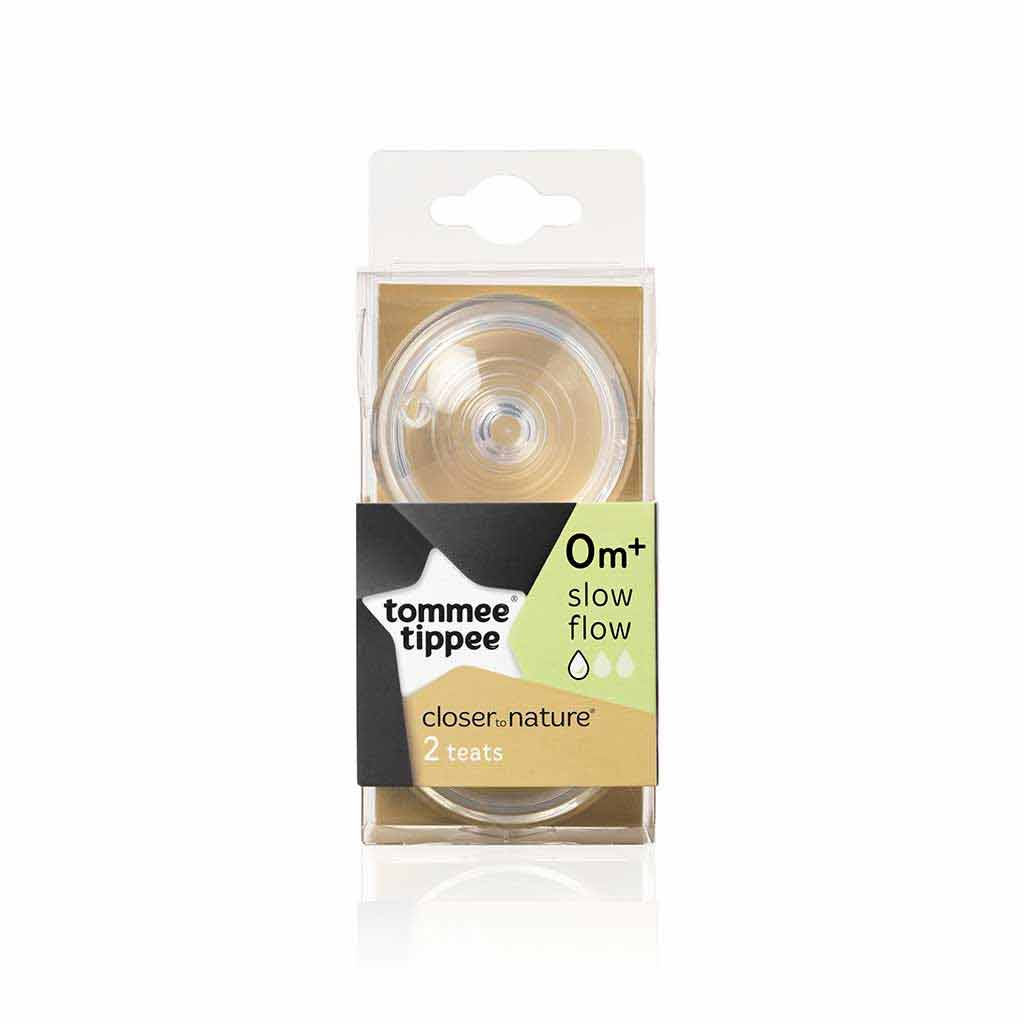 Tommee Tippee - Closer to Nature speen 0 mnd+